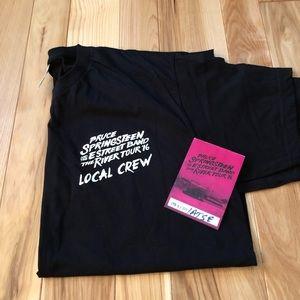 Bruce Springsteen T-shirt and Memorabilia
